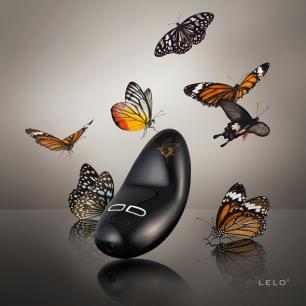 Rocks-Off - Chaque Fille Vibrateur Lapin Noir